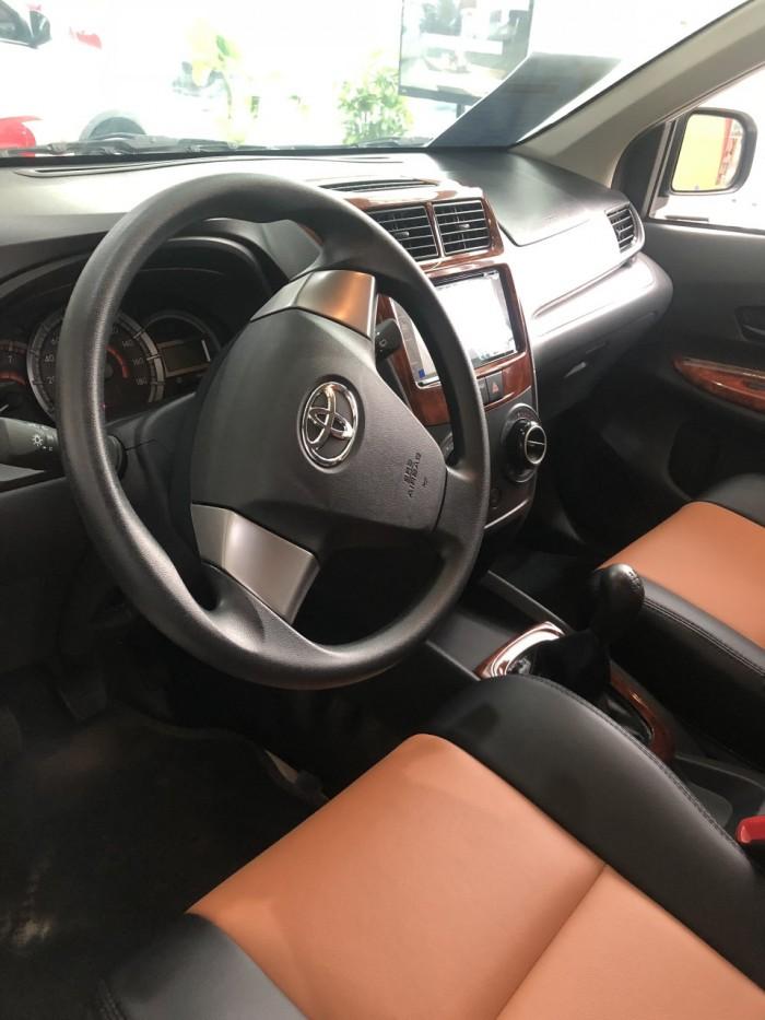Avanza xe nhập tại Toyota An Sương