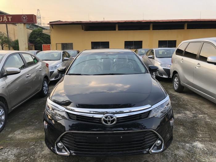 Camry 2018 mới , giá cả cạnh tranh tại Toyota An Sương