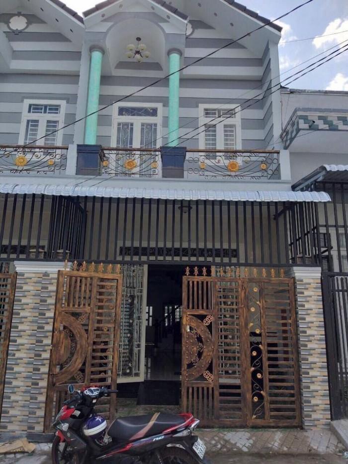 Bán nhà 1 Trệt 1 Lầu Đường Hoàng Quốc Việt, Ninh Kiều, Cần Thơ