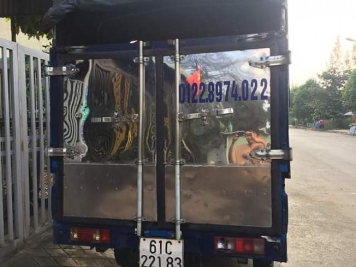 Xe dongben đời 2016 màu xanh xe nhà sử dụng đi kĩ máy lạnh đầy đủ đăng kiểm tháng 7/2019 có cv khác nên bán