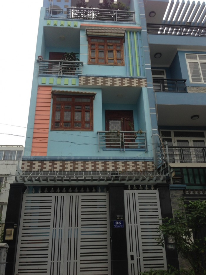 Tin này là thật!!! Tui bán gấp nhà 1 trệt 2 lầu tại đường Tạ Quang Bửu, Q8.
