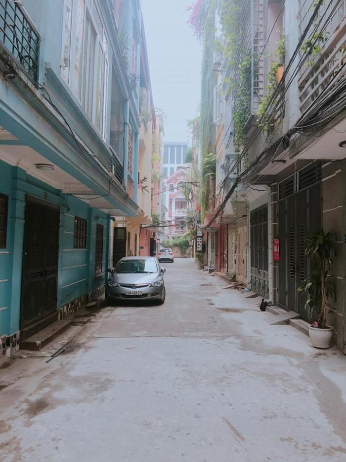 Nhà riêng ngõ 18 Ngô Quyền.HĐ.ô tô vào tận nhà. 2 mặt đường. 4 tầng. SĐCC