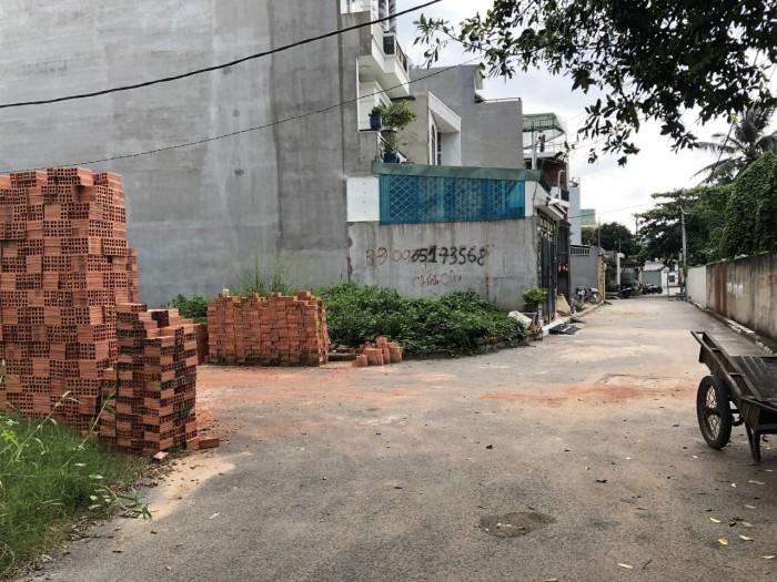 Cần bán lô đất nền giá đầu tư chưa qua tay tại Trường Thọ,Thủ Đức 84m2