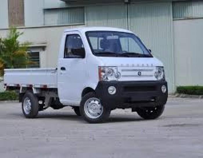 Xe tải Dongben 990kg thiết kế đẹp sang trọng đậm chất phong cách Land Rover 0