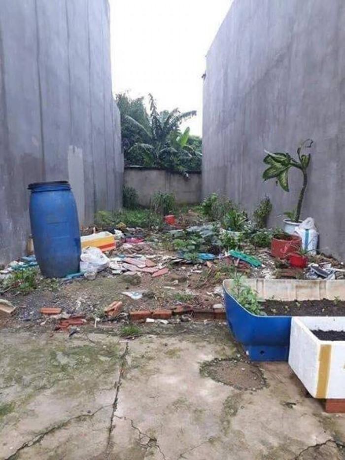 Bán dất thổ cư gần chợ Đường, Thạn Ah Xuân, Quận 12.