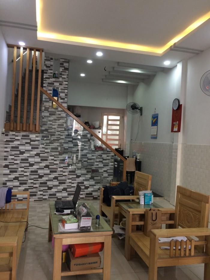 Bán nhà ngay chợ Tân Bình
