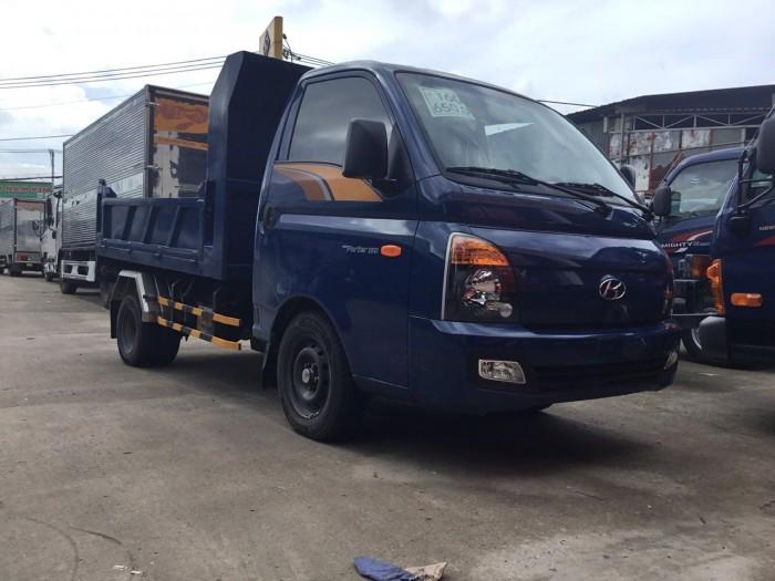 Xe Tải Ben Hyundai New Porter H150 tải trọng 1,5 tấn 2