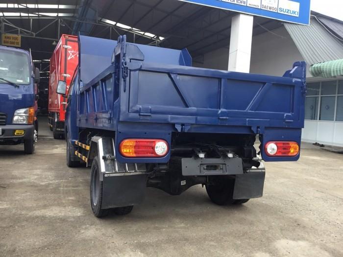 Xe Tải Ben Hyundai New Porter H150 tải trọng 1,5 tấn 1