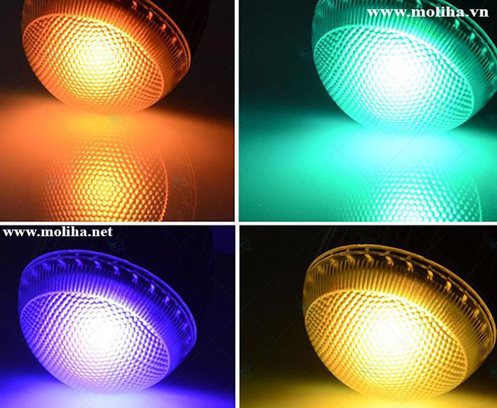 Đèn Led Đổi Màu Điều Khiển Từ Xa Rgb1
