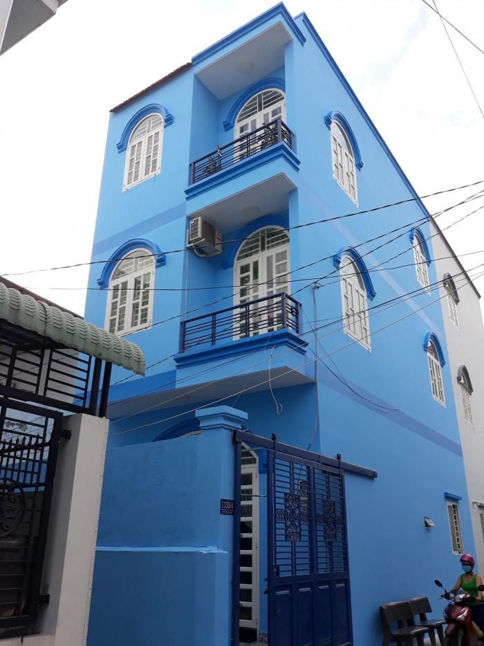 Bán gấp nhà chính chủ 2 mặt tiền hẻm phường Long Trường (thương lượng)