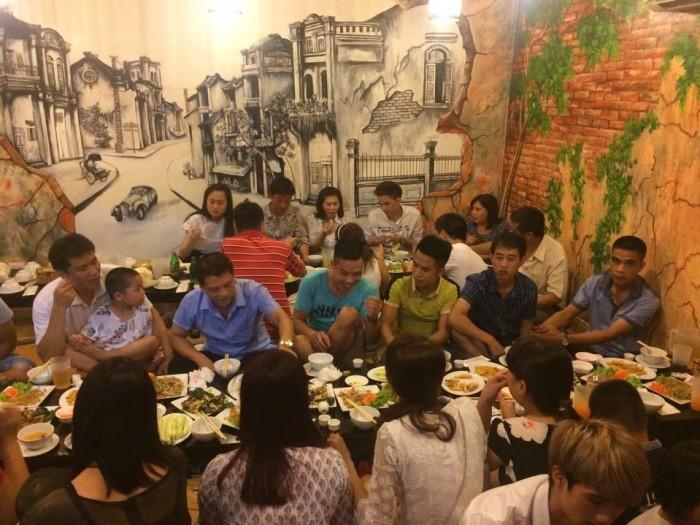 Cho thuê quán lẩu tại Sài Đồng Long Biên