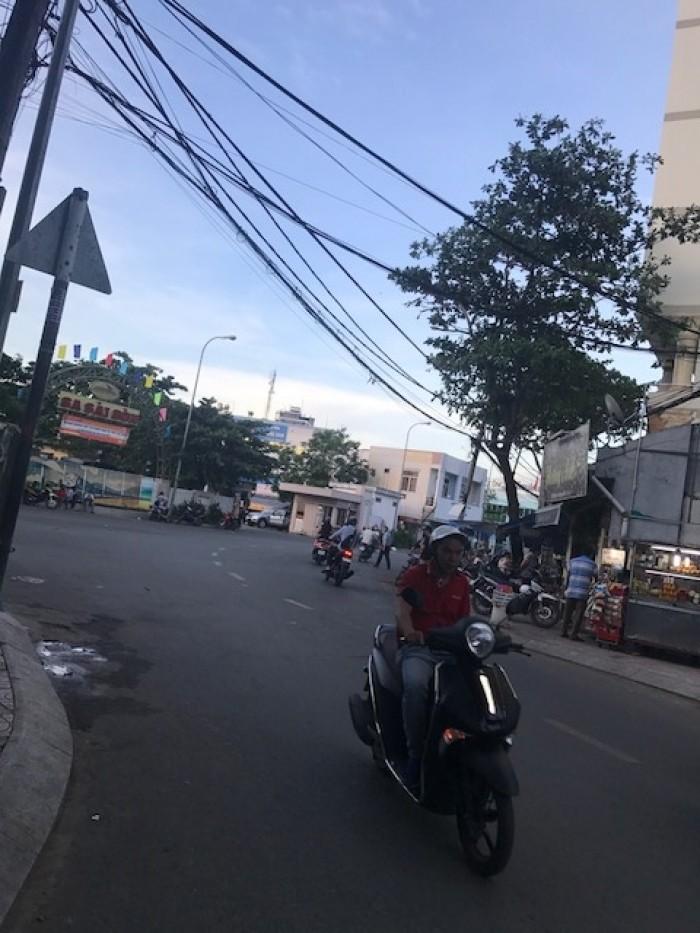 Nhà mới xây cho thuê DT 45m2, MT Nguyễn Phúc Nguyên, p9, Quận 3