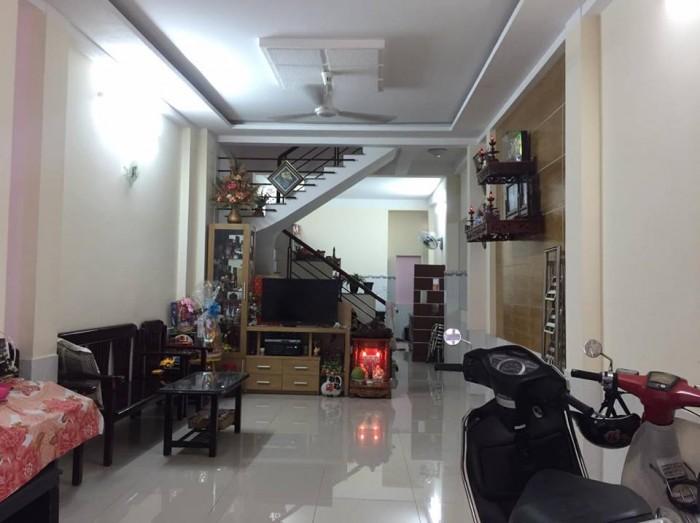Bán nhà đẹp Bình Thạnh mua về ở ngay diện tích lớn 48m2
