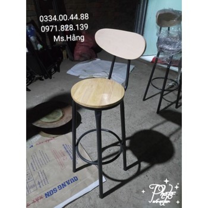 Ghế bar cafe giá rẻ2