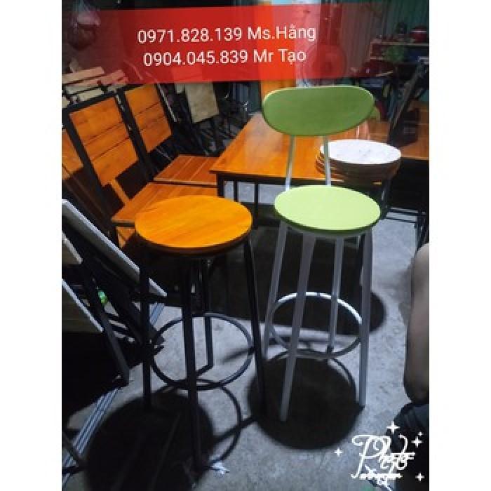 Ghế bar cafe giá rẻ1