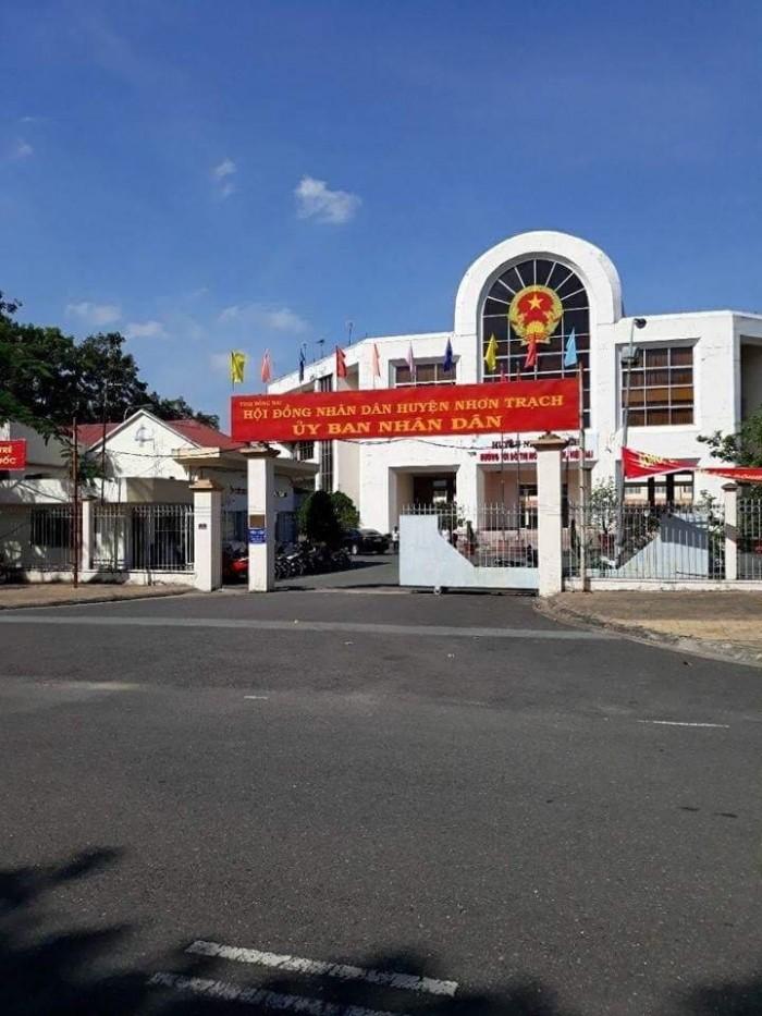 Bán đất thổ cư Phú Hội, Nhơn Trạch, sổ hồng riêng