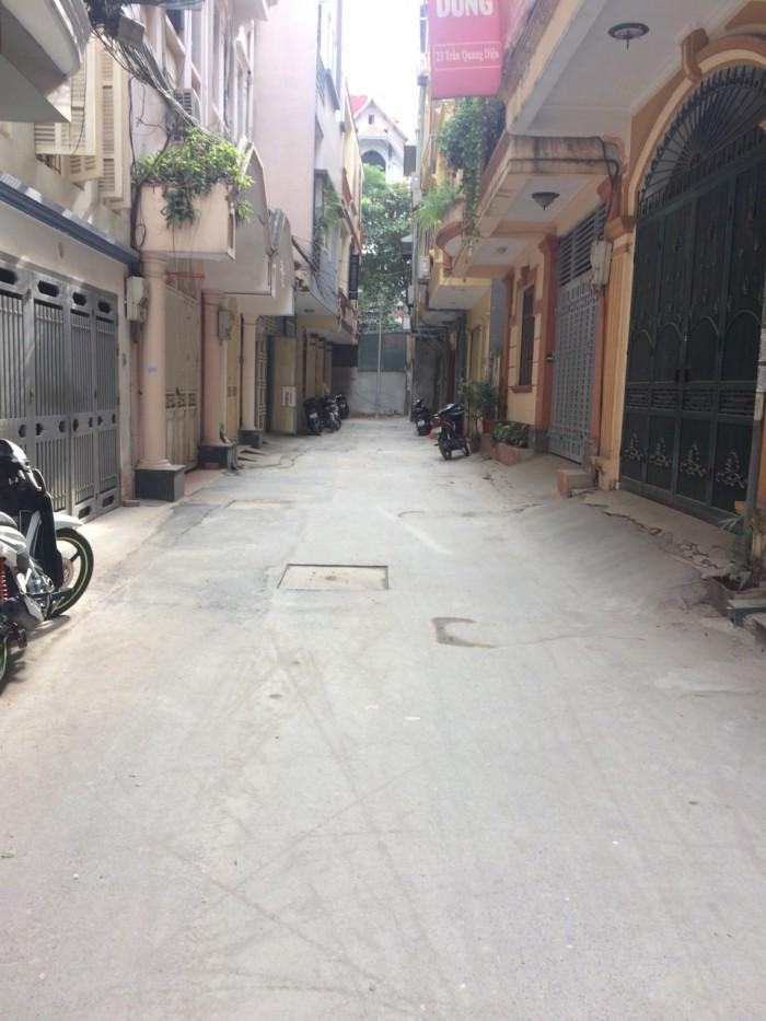 Bán nhà Phân lô, Ô tô phố Trần Quang Diệu 45x5 tầng.