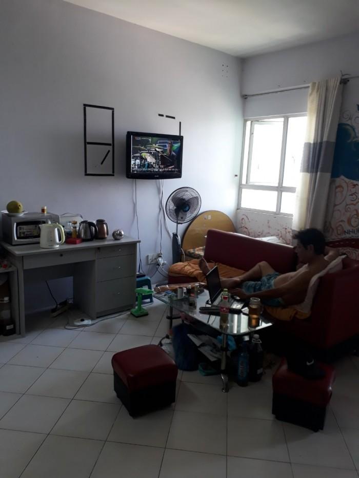 Bán căn hộ Conic Garden huyện Bình Chánh, 60m2, 2PN, SHR, ảnh thật