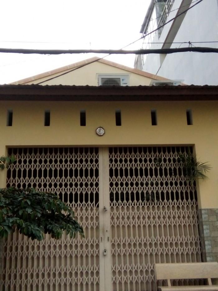 Bán nhà mặt tiền Vườn Lài 4x18 cấp 4 gác lửng (gần Phan Đình Phùng)