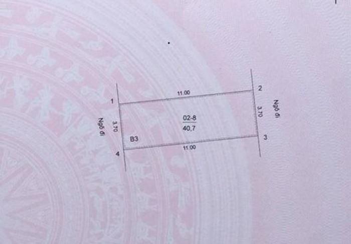Bán Nhà Phân Lô Ô Tô Đậu Cửa Phố Hào Nam Giá 140tr/m2