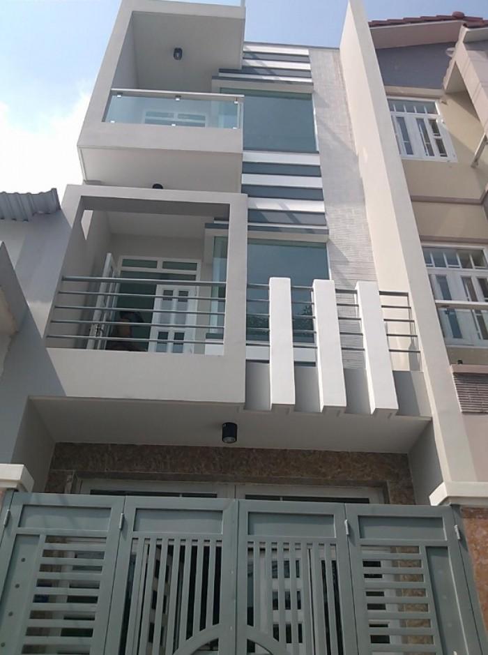 Bán nhà hẻm Nguyễn Tri Phương, phường 8, quận 10. Hẻm thẳng, gần mặt tiền.