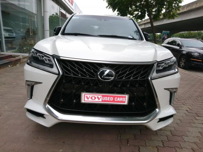 Bán Lexus LX 570 2016 bản trung đông 9