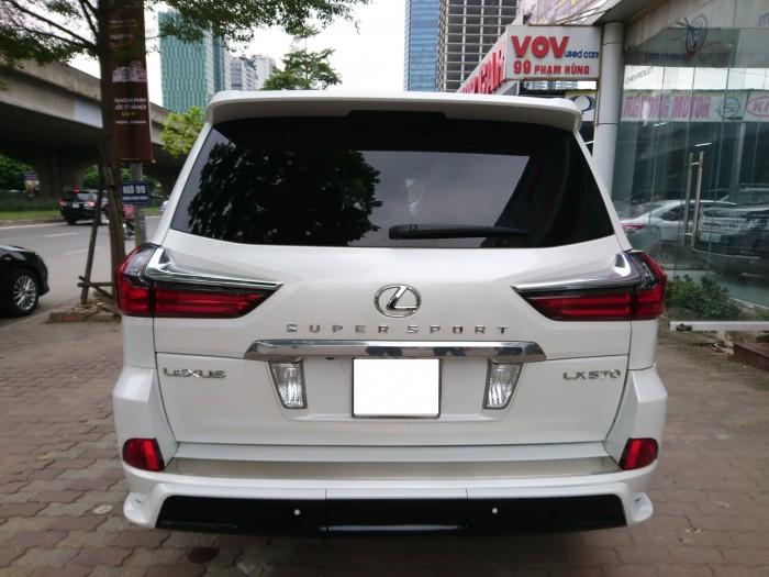 Bán Lexus LX 570 2016 bản trung đông 7