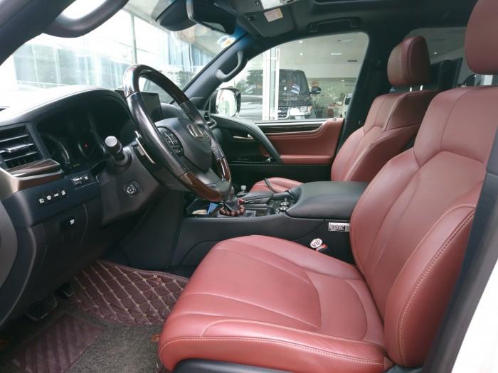 Bán Lexus LX 570 2016 bản trung đông 0