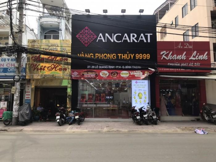 MT Lê Quang Định. 6x35, hậu nở 7.7.