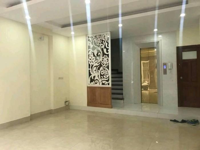 Bán nhà chính chủ, Hoàng Hoa Thám, 72m, 7 tầng thang máy, kinh doanh tốt