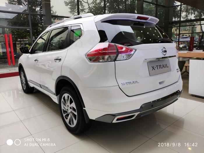 Nissan X-Trail V-Series 2018, Khuyến Mãi Lên Đến 60tr đồng