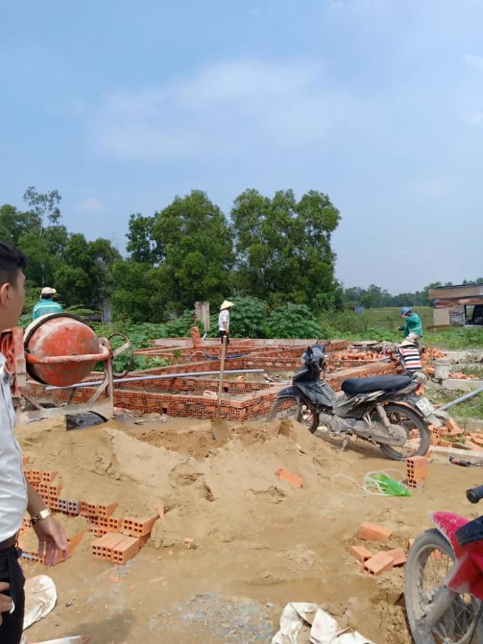 Bán đất mặt tiền đường Vĩnh Lộc vào một sẹc 200 đối diện ủy ban Vĩnh Lộc B