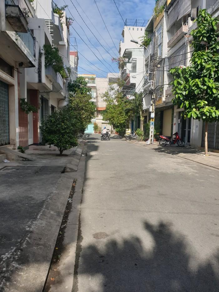 Bán Nhà MTNB đường Lý Thường Kiệt Ngang 6,12m Dài 20,49m2 NH 6,13m