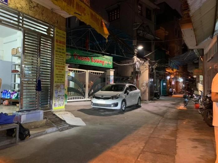 Cần bán nhà phố Trần Khát Chân, Hai Bà Trưng 44m2, 4T, Mt4m gara kinh doanh !