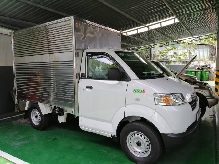 Xe tải Suzuki CARRY PRO 750kg (Nhập Khẩu Nguyên Chiếc Từ Indonesia).