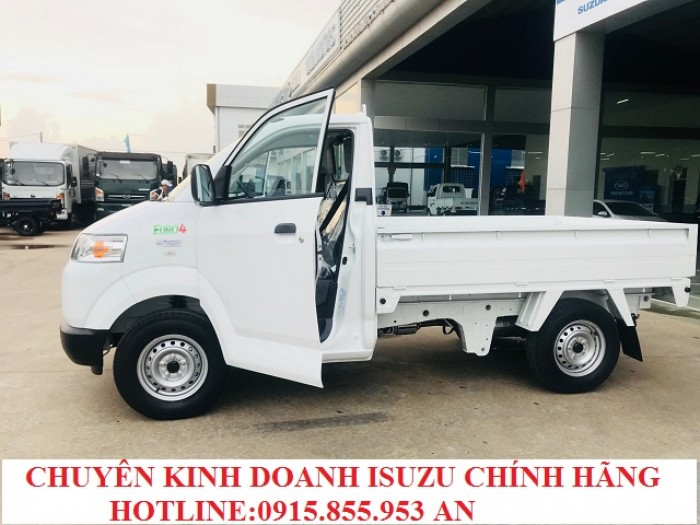 Xe tải Suzuki 750kg nhập khẩu - xe tải Suzuki 740kg - mua xe tải Suzuki 750kg trả góp
