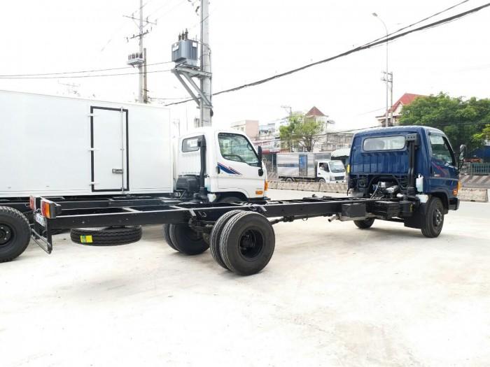 Xe tải Huyndai dothanh HD120SL chỉ cần đưa trước 80 triệu có ngay xe tại nhà 0