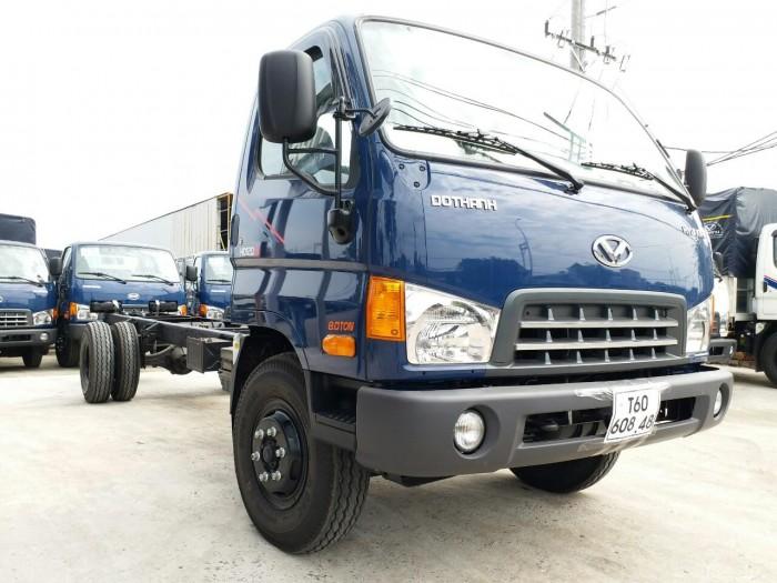 Xe tải Huyndai dothanh HD120SL chỉ cần đưa trước 80 triệu có ngay xe tại nhà 3