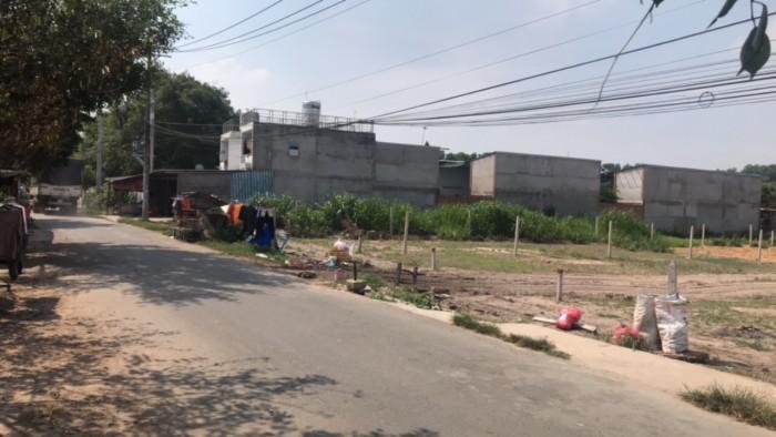 Bán 105m2 Đất Củ Chi, Dt 5x21, SHR, Đường Số 92 KDC Tân Phú Trung, Bán Công Chứng Ngay