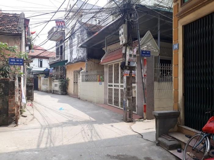 Bán 30m2 đất Thanh Am hướng Đông Nam