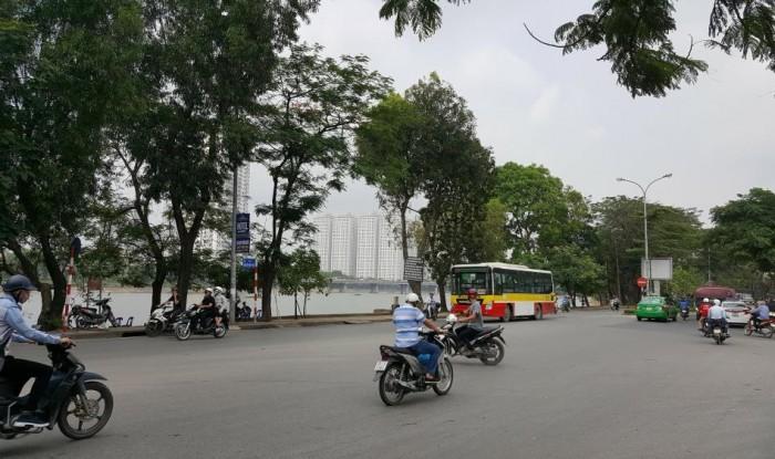 Bán nhà Mặt phố Nguyễn Hữu Thọ, 80m2xMT 5m