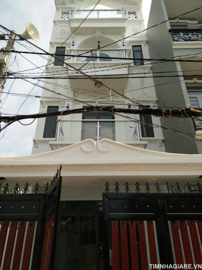 Bán nhà  tại Đường Đào Tông Nguyên, Phú Xuân, Nhà Bè, Tp.HCM diện tích 80m2, DT sàn 250m2