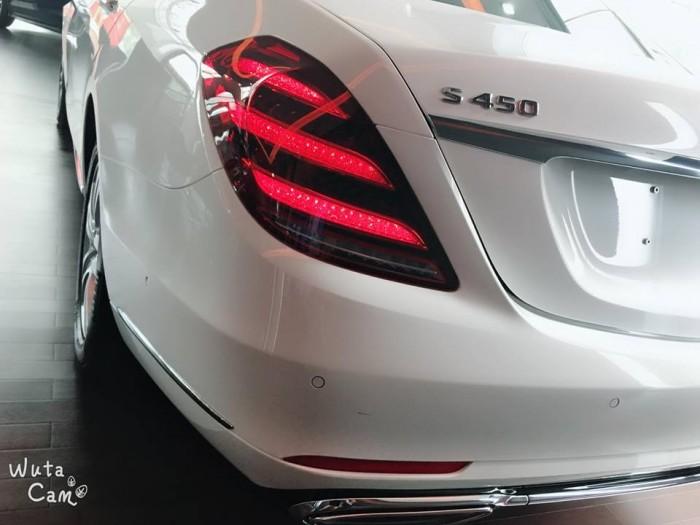 Bán Mercedes-Benz S450 xe giao ngay , đặt biệt khuyến mãi tháng 11 4
