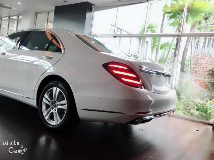 Bán Mercedes-Benz S450 xe giao ngay , đặt biệt khuyến mãi tháng 11 1