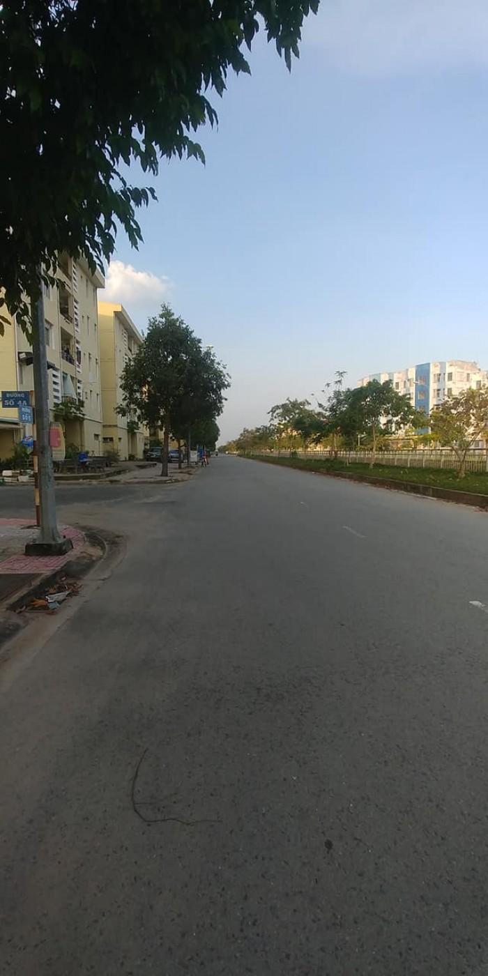 Đất TC mặt tiền đường Mai bá Hương phường 5 TP Tân An giá thấp hơn thị trường 20%