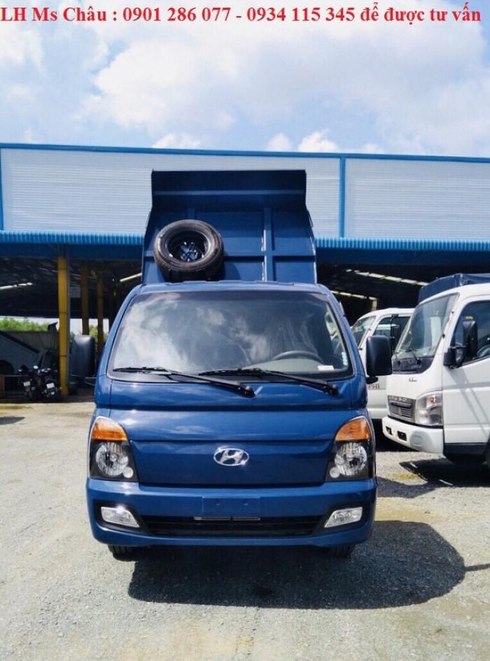 Ben Hyundai Porter 1.3 tấn –H150 -  động cơ mạnh mẽ - tiết kiệm nhiên liệu
