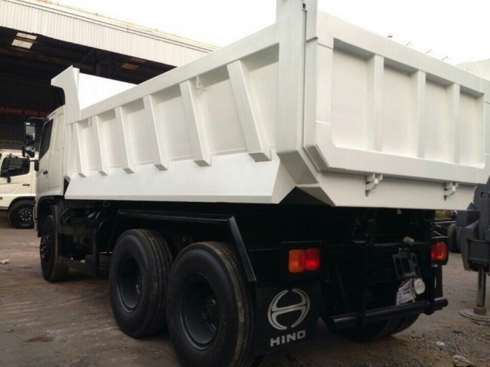 Xe tải ben Hino 16 tấn