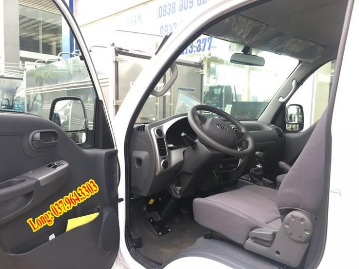 Xe tải Kia K200 tải trọng 1,5 tấn mui bạt. Giá cực rẻ
