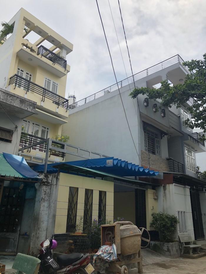 Bán nhà hẻm  HXH 6m đường Nguyễn Quang Diêu 3.5 tấm DT:6x21