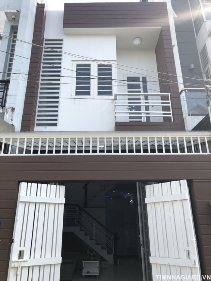 Bán nhà KDC Sài Gòn Mới, Thị Trấn Nhà Bè, Tp.HCM. DT 112m2. Nhà 1 trệt 1 lầu, 2 PN